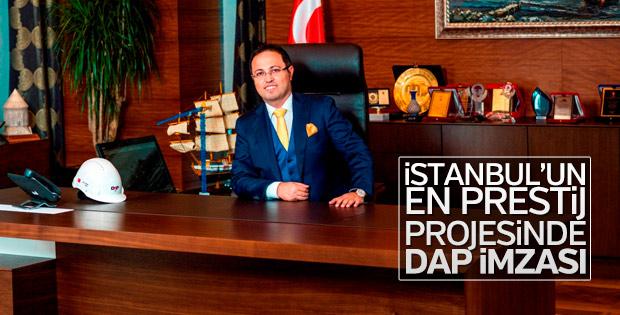 DAP Yapı'nın yeni projesi Nişantaşı'nda yükselecek
