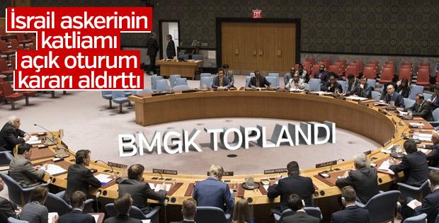 BMGK toplandı açık oturum kararı çıktı
