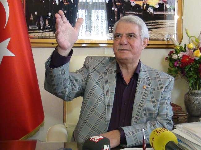 Sedefçi: DSP'den aday oldum ama hala CHP'liyim