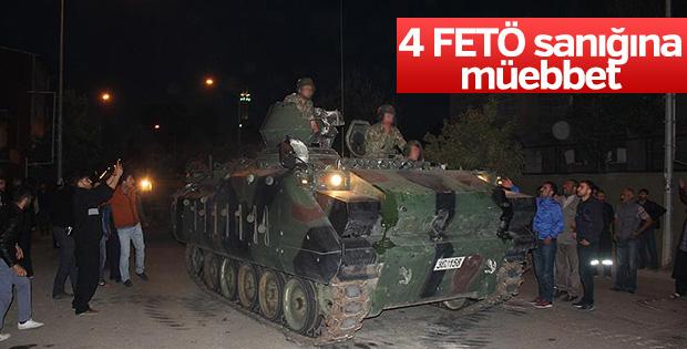 Kars'taki FETÖ davasında karar açıklandı