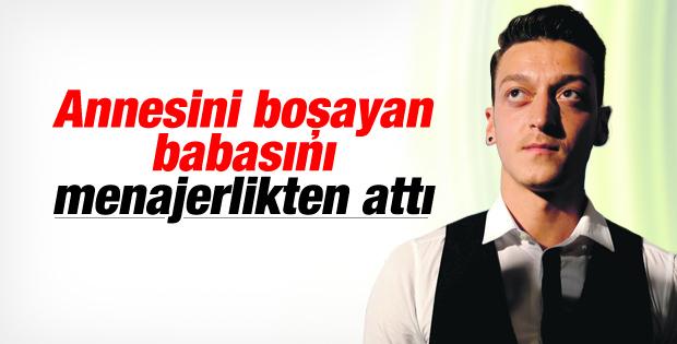Mesut Özil ile babası davalık oldu