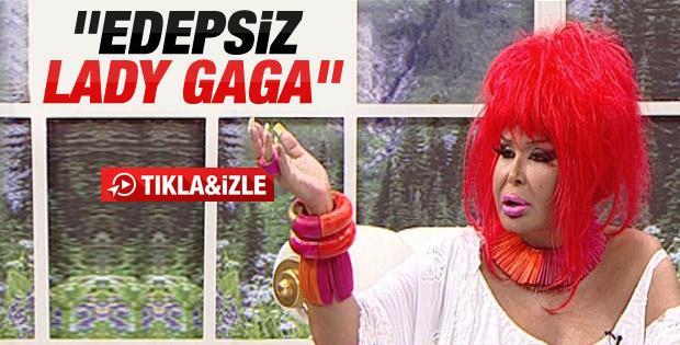 Bülent Ersoy'dan Lady Gaga yorumu İZLE