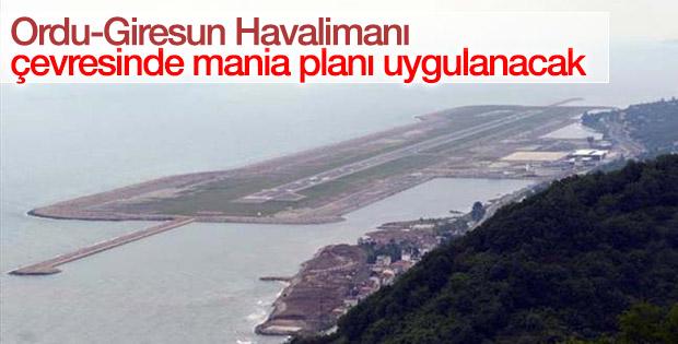 Ordu-Giresun Havalimanı çevresinde yüksek kata izin verilmeyecek