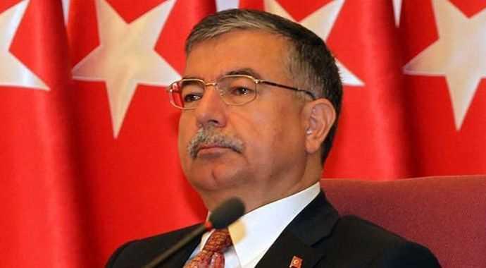 İsmet Yılmaz: Siz yeni Türkiye'yi seçtiniz