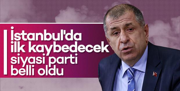 İP'nin İstanbul adayı Ümit Özdağ
