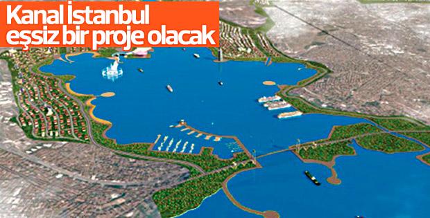 Kanal İstanbul eşine az rastlanır bir proje olacak