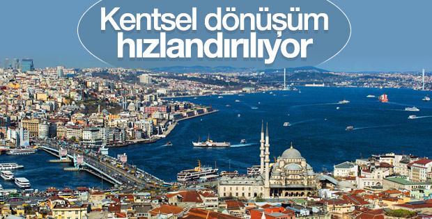 Şehirlerin ve camilerin silüeti düzenlenecek
