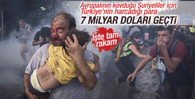 Numan Kurtulmuş Suriyeliler için harcanan parayı açıkladı