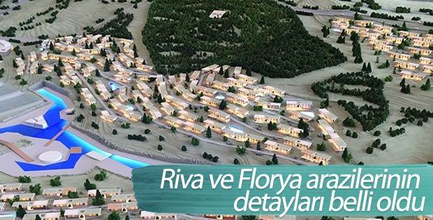 Riva ve Florya arazilerinin detayları belli oldu