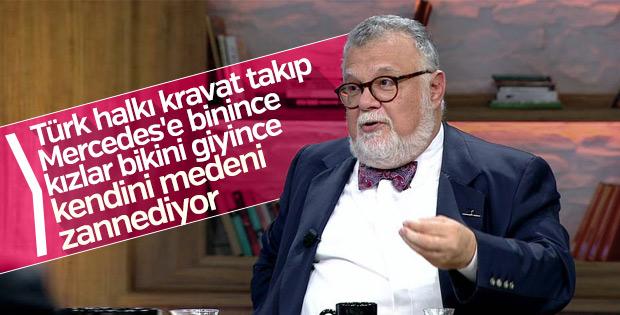 Prof. Celal Şengör: Türkiye'nin tamamı cahil