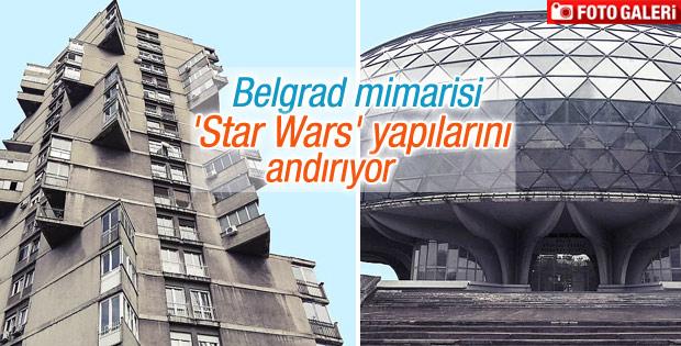 Belgrad mimarisi ihtişamıyla büyülüyor