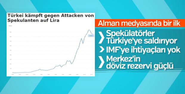 Almanların Türkiye analizi şaşırttı
