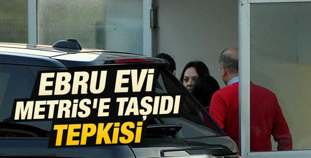 Ebru Gündeş'in Zarrab'ı ziyaretleri tepki çekti