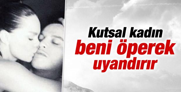 Sinan Akçıl: Ebru beni öperek uyandırdı