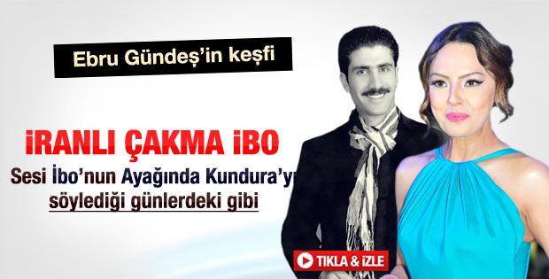 Ebru Gündeş İran'ın Tatlıses'ini Türkiye'ye hazırlıyor