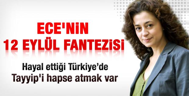 Birgün'ün 12 Eylül fantezisinde Erdoğan hapiste