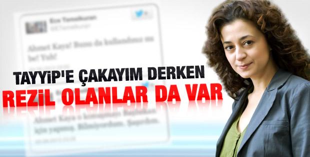 Ece Temelkuran'ın Ahmet Kaya çarkı