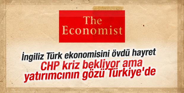 The Economist: Muhalefet krizi tek çare olarak görüyor