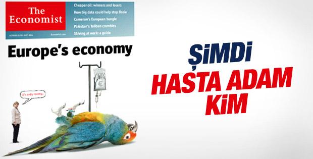 The Economist: Avrupa ekonomisi alarm veriyor
