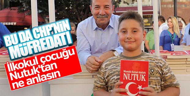 Edirne Belediyesi'nden öğrencilere Nutuk
