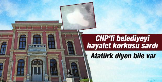 Edirne Belediyesi'nde hayalet korkusu