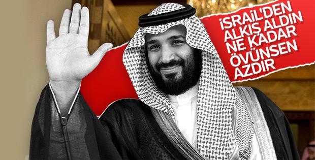 İsrail ile Suudi Arabistan arasında sıcak mesajlar