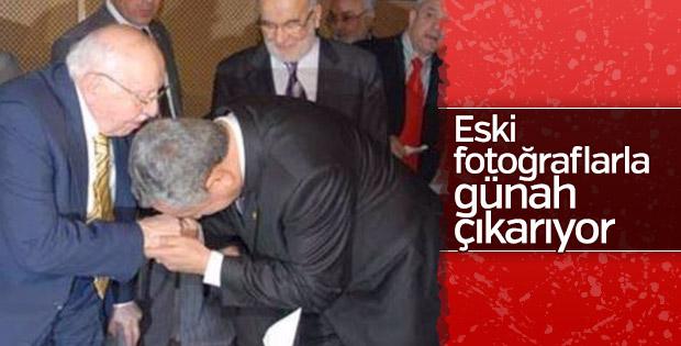 Bülent Arınç, Erbakan'ı andı