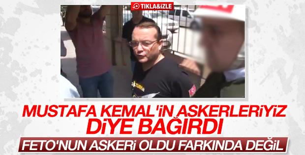 Darbeci Binbaşı: Mustafa Kemal'in askerleriyiz