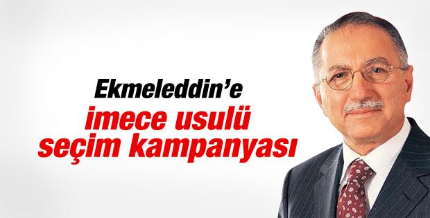 Milletvekilleri Ekmeleddin İhsanoğlu için para verecek