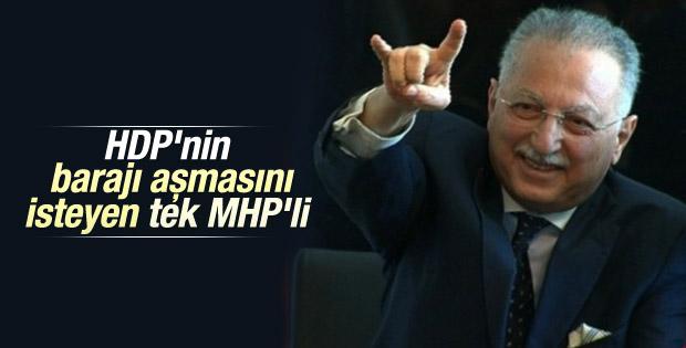 Ekmeleddin İhsanoğlu'na HDP'yi sordular