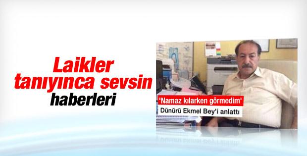CHP medyası İhsanoğlu için ikna haberlerine başladı