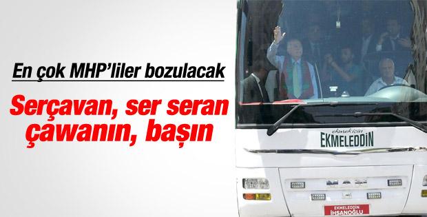 İhsanoğlu'ndan Diyarbakır'da Kürtçe selam