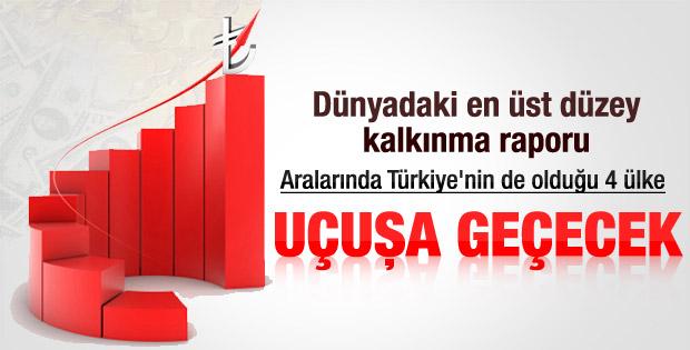 Türk ekonomisi büyümeye devam edecek