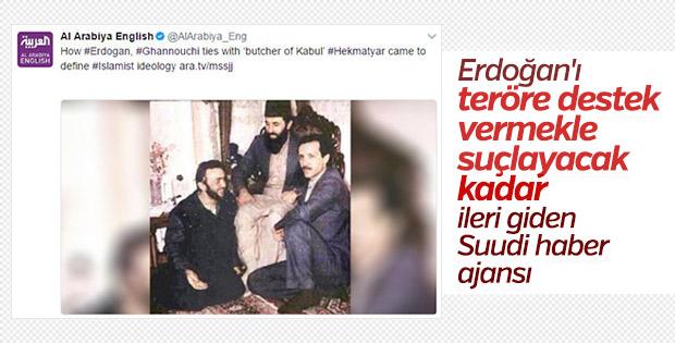 Suudi yayın organından küstah tweetler