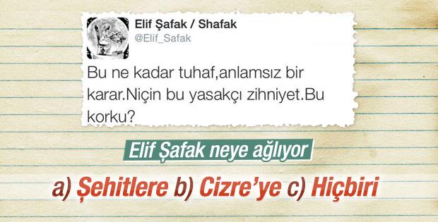 Elif Şafak'ın yoga isyanı