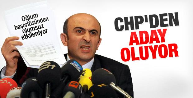 Eminağaoğlu CHP'den milletvekili adayı olacak