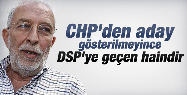 Emin Çölaşan: CHP'den DSP'ye geçen haindir
