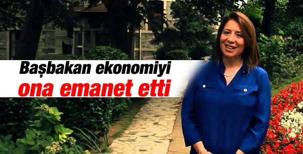 Davutoğlu'nun ekonomi danışmanı Emine Nur Günay kimdir