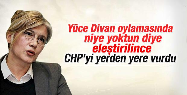 Anadolu Partisi'nden Emine Ülker Tarhan hakkında açıklama
