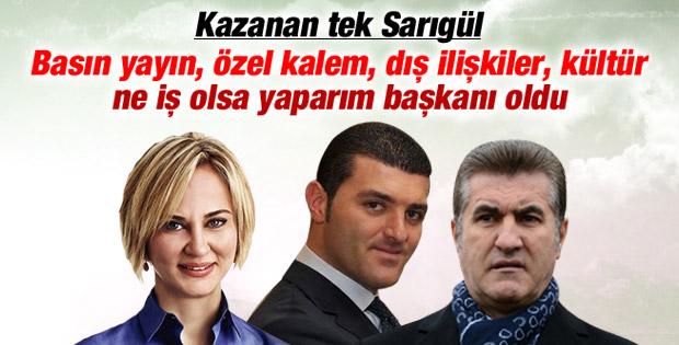 Mustafa Sarıgül oğlu üzerinden Şişli'yi yönetecek