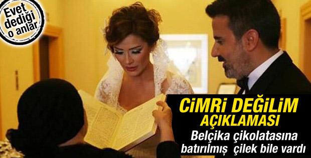 Emrah: Düğünümüz dillere destandı