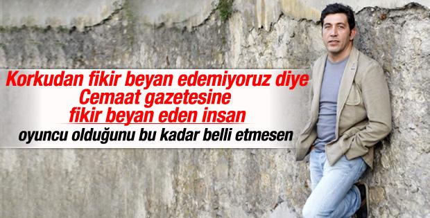 Emre Kınay: Cumhurbaşkanımız Erdoğan'dan korkuyoruz