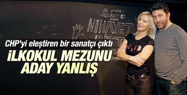 Emre Kınay ilkokul mezunu aday çıkaran CHP'yi eleştirdi