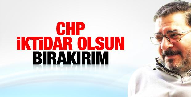 Engin Ardıç: CHP iktidar olduğu gün yazarlığı bırakacağım