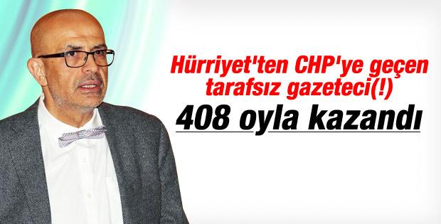 Enis Berberoğlu CHP Parti Meclisi'ne girdi