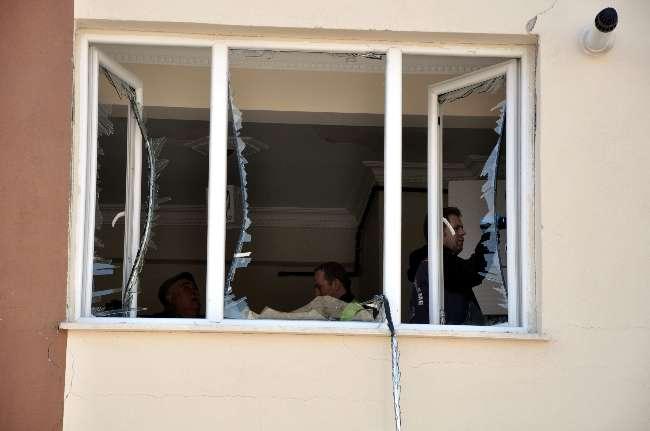 Eskişehir'de doğalgaz patlaması: 4 yaralı