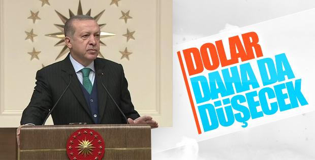 Erdoğan TÜBA Ödül Töreni'nde