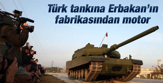 Erbakan'ın temelini attığı Tümosan'dan Altay'a motor