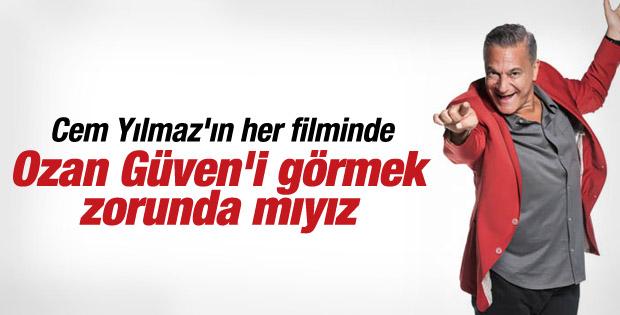 Mehmet Ali Erbil Cem Yılmaz'ın son filmini eleştirdi