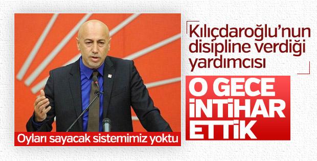CHP'li Erdal Aksünger kurultaydan emin
